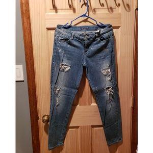 Guess womans jeans